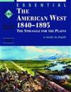 The American West 1840-1895