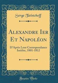 Alexandre Ier Et Napoléon