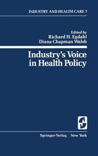 Industry's Voice in Health Policy