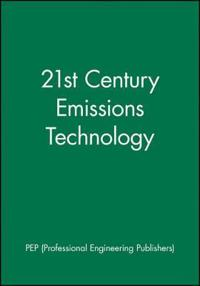 International Conference on 21st Century Emissions Technology