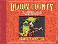 Bloom County The Complete Library, Vol. 4 1986-1987