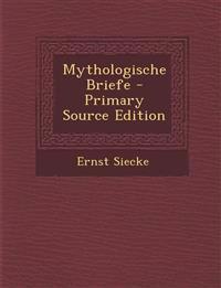 Mythologische Briefe