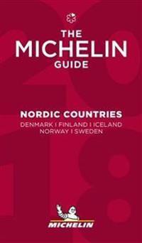 Nordic Countries Michelin 2018