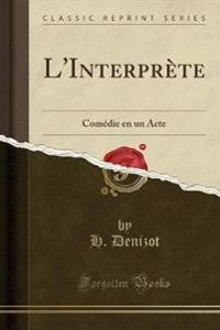 L'Interprète