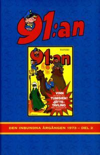 91:an : den inbundna årgången 1973 Vol 2