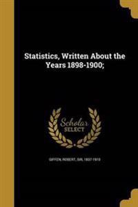 STATISTICS WRITTEN ABT THE YEA