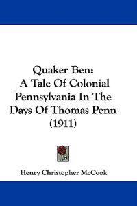 Quaker Ben