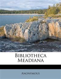 Bibliotheca Meadiana