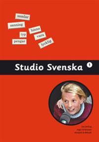 studio svenska