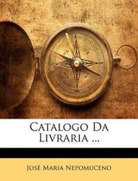Catalogo Da Livraria ...