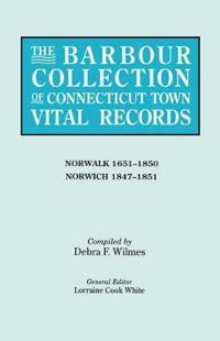 The Barbour Collection of Connecticut Town Vital Records. Volume 32