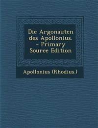 Die Argonauten des Apollonius.
