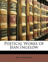 Poetical Works of Jean Ingelow