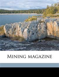 Mining magazin, Volume 27
