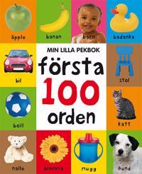 Min lilla pekbok : första 100 orden