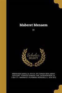 HEB-MABERET MENAEM 01