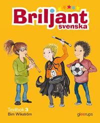 Briljant Svenska Textbok 3 inkl CD