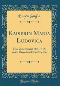 Kaiserin Maria Ludovica