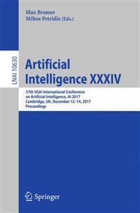 Artificial Intelligence Xxxiv