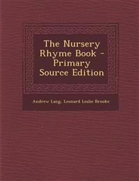 Nursery Rhyme Book