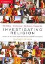 Investigating Religion Teacher CD-Rom