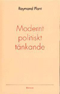 Modernt politiskt tänkande