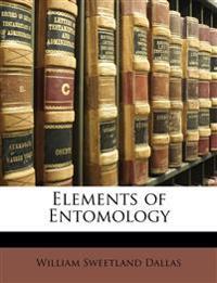 Elements of Entomology