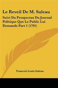 Reveil De M. Suleau
