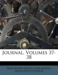 Journal, Volumes 37-38