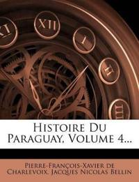 Histoire Du Paraguay, Volume 4...