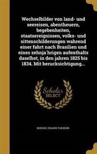 GER-WECHSELBILDER VON LAND- UN