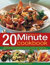 Best-Ever 20 Minute Cookbook
