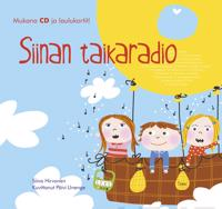 Siinan taikaradio (+cd ja laulukortit)