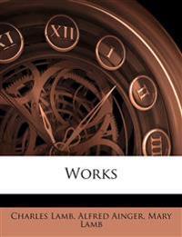 Works Volume 7