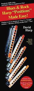 """Blues & Rock Harp """"Positions"""" Made Easy"""