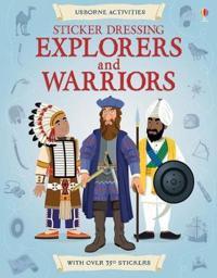 Sticker Dressing Explorers and Warriors
