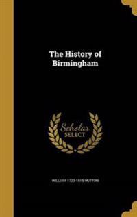 HIST OF BIRMINGHAM