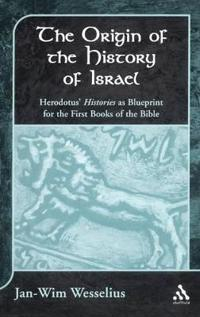 The Origin of the History of Israel