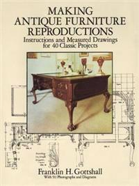 Making Antique Furniture Reproductions