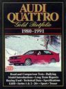 Audi Quattro Gold Portfolio 1980-1991