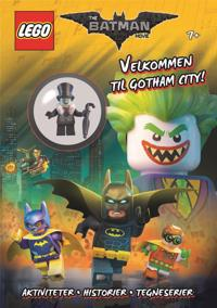 LEGO the Batman movie - velkommen til Gotham City!
