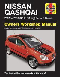Nissan Qashqai petroldiesel ('07-'13)