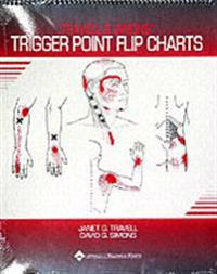 Travell & Simons' Trigger Point Flip Charts