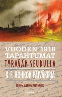 Vuoden 1918 tapahtumat Tyrvään seudulla
