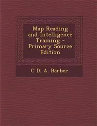 Map Reading and Intelligence Training