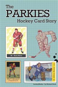 The Parkies Hockey Card Story (B&w)