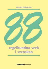 88 regelbundna verb