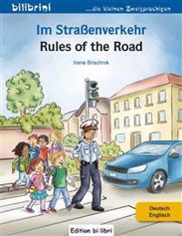 Im Straßenverkehr Deutsch-Englisch