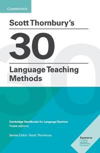 Scott Thornbury's 30 Language Teaching Methods