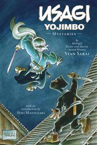 Usagi Yojimbo 32